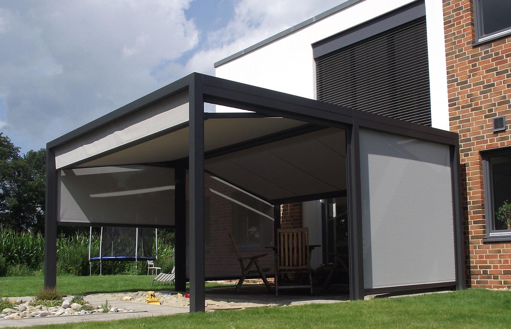 terrassen berdachungen pergola berdachungen thoms sonnenschutztechnik gmbh m nchen haar. Black Bedroom Furniture Sets. Home Design Ideas
